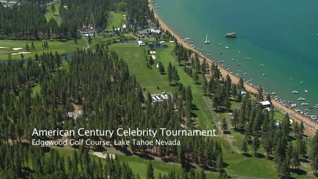 Celebrity Golf Tournament, Edgewood at Tahoe